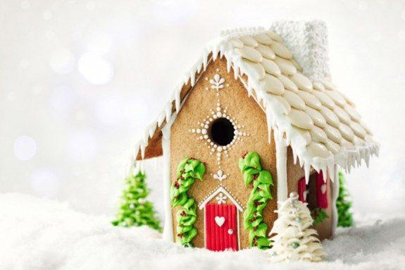 Φτιάξε Χριστουγεννιάτικα διακοσμητικά που τρώγονται!