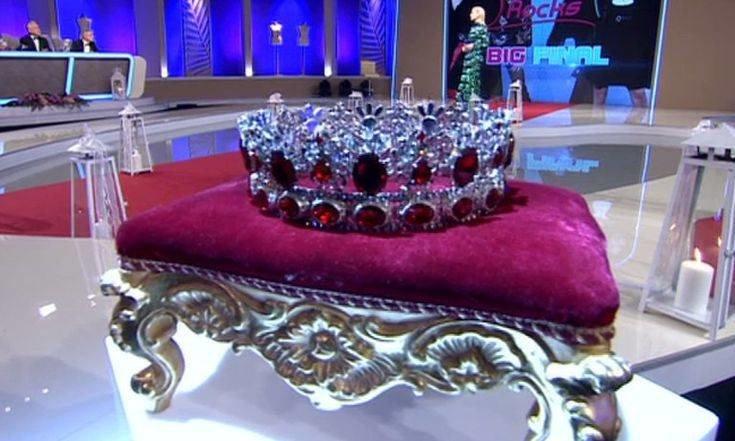 Η φανταχτερή «Βασίλισσα» του My style rocks   Αυτή είναι η μεγάλη νικήτρια