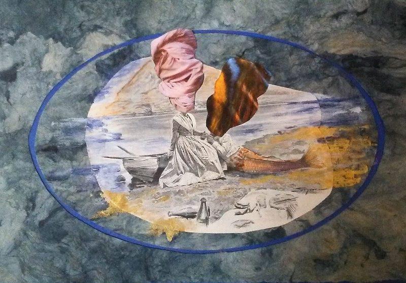 Έκθεση ζωγραφικής της Beatriz Acra «To ταξίδι της μνήμης» στον Πολυχώρο Πολιτισμού Διέλευσις