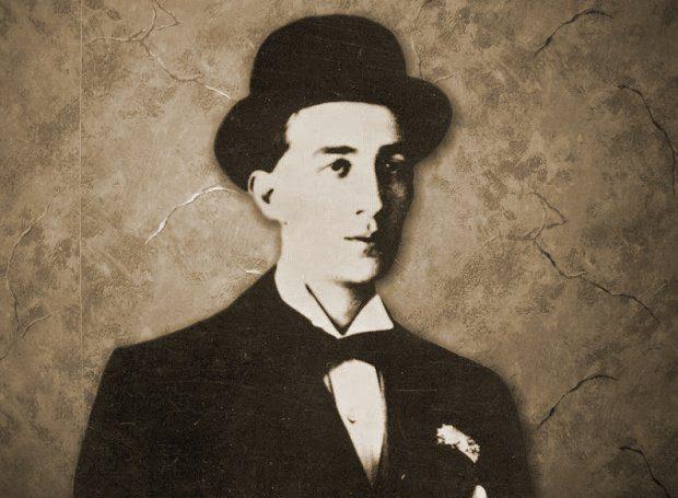 Λογοτεχνικά πορτρέτα: Ναπολέων Λαπαθιώτης [1888-1944]