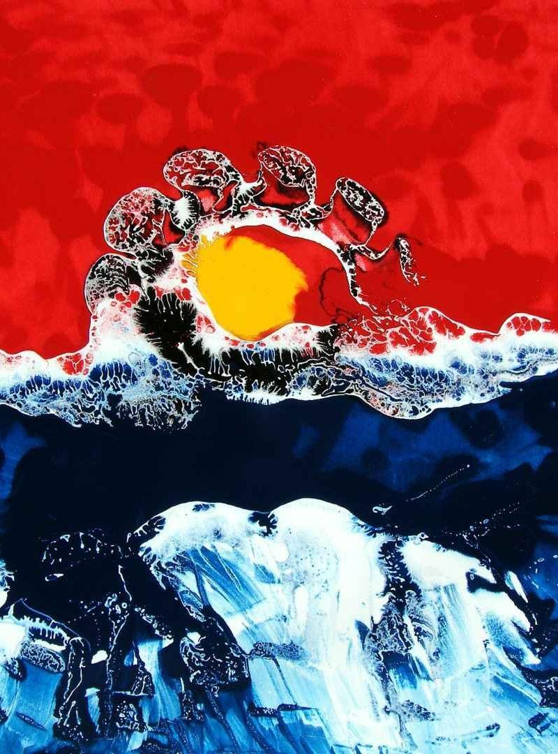«Άπλετος Χώρος» | Ατομική έκθεση του Αστέριου Τόρη