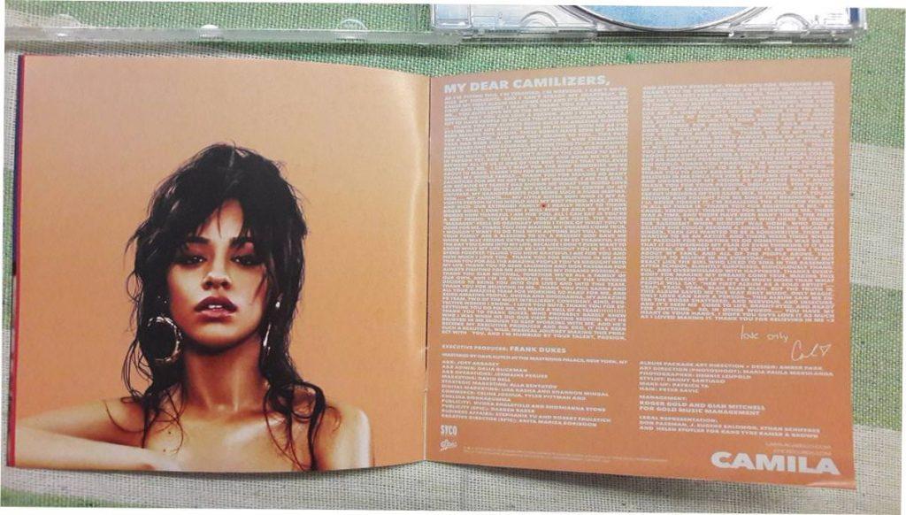To ντεμπούτο άλμπουμ της υπέροχης Camila Cabello είναι εδώ !