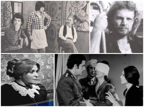Οι δέκα τηλεοπτικές σειρές της ΕΡΤ που έγραψαν ιστορία