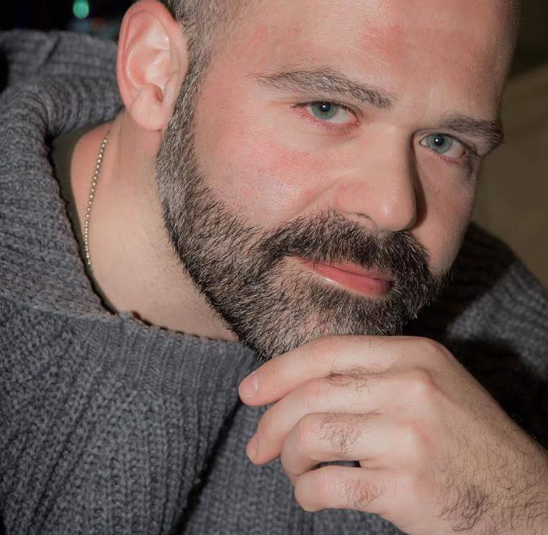 Ο δημοσιογράφος Χρίστος Φρούσιος στο TheLookGr