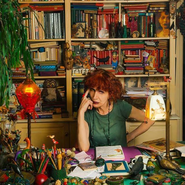 Λογοτεχνικά πορτρέτα: Ζυράννα Ζατέλη