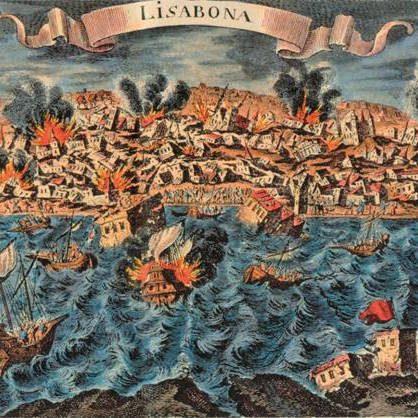 """Βολταίρος «Ποίημα για την καταστροφή της Λισαβόνας"""" από τις εκδόσεις Πόλις"""