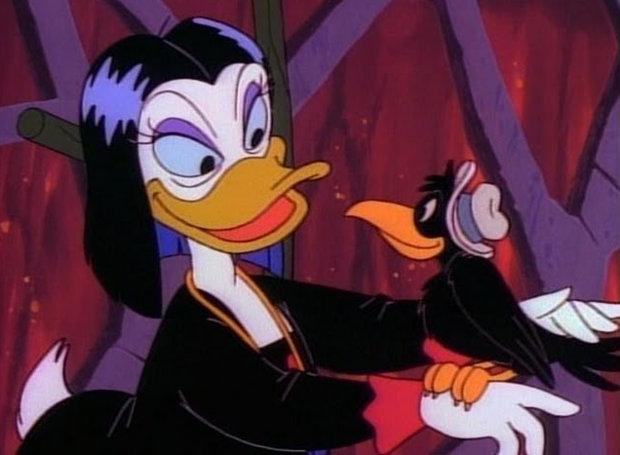 Μάτζικα ντε Σπελ: η μάγισσα της Disney που δημιουργήθηκε στα πρότυπα της Σοφίας Λόρεν!