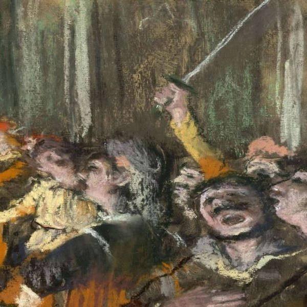 Διάσημος πίνακα του Ντεγκά που είχε κλαπεί, βρέθηκε μέσα σε λεωφορείο!