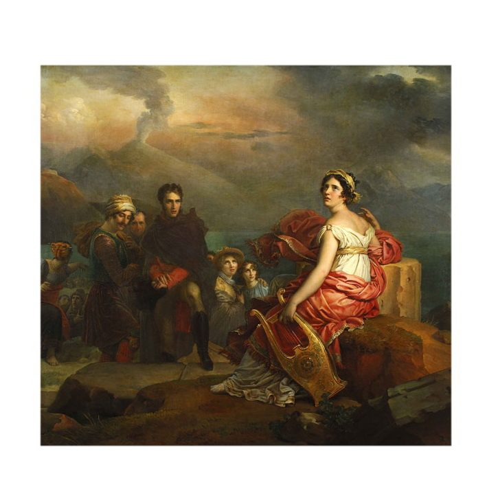 Madame de Staël: «Κορίννα ή η Ιταλία» από τις εκδόσεις Πόλις
