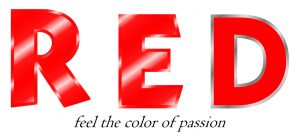 «The Red Project» Feel the color of passion