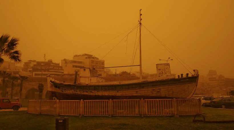 Επιστρέφει η αφρικανική σκόνη – Η αναλυτική πρόγνωση του καιρού για την 25η Μαρτίου