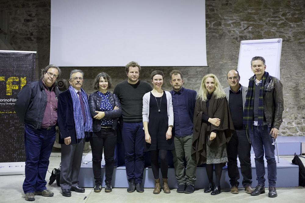Eπιτυχημένη ήταν η εκδήλωση του Ελληνικού Κέντρου Κινηματογράφου για το Torino Film Lab