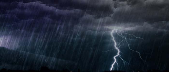 Έκτακτο δελτίο καιρού - Έρχονται βροχές, θυελλώδεις άνεμοι και σκόνη από την Αφρική