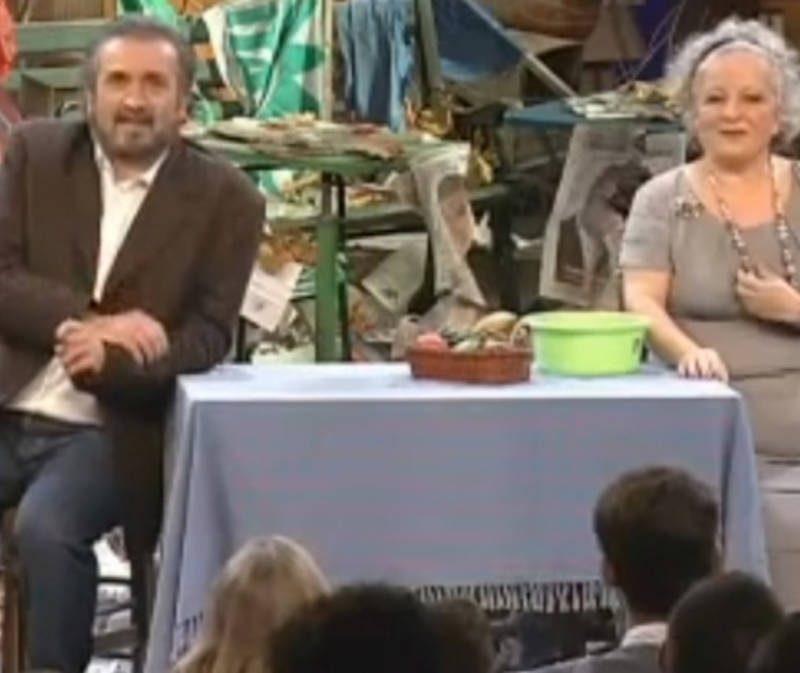 Λαζόπουλος- Γερασιμίδου: Η παρεξήγηση λύθηκε και θα ξανασυνεργαστούν!