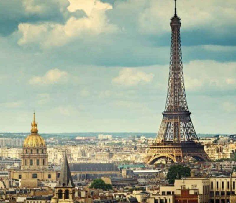 Το Παρίσι το 1900 και σήμερα