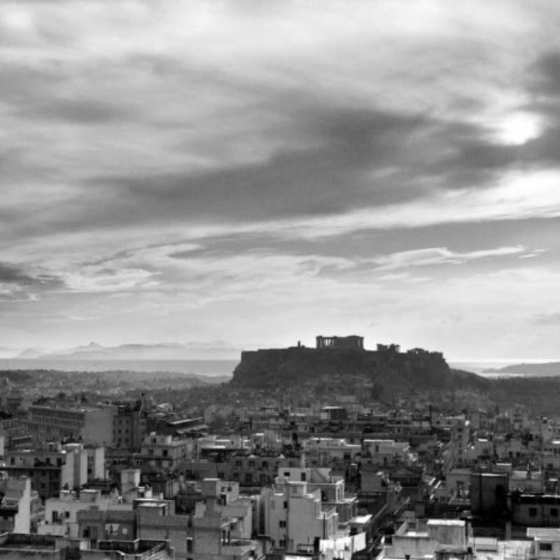Φωτογραφίες από μια άλλη Αθήνα