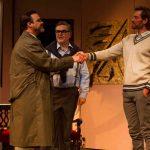 Τελευταίες παραστάσεις για το sold out θρίλερ-κωμωδία «Φονική Παγίδα» (Deathtrap)