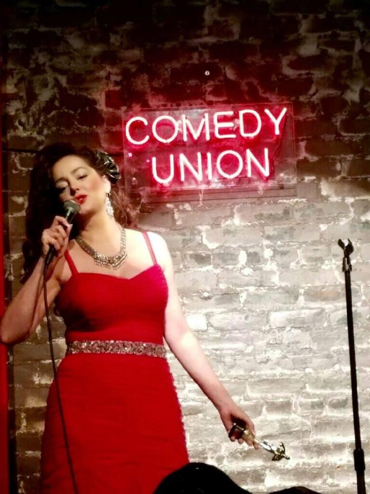 Δέσποινα Μοίρου: Η Ελληνίδα ηθοποιός που διαπρέπει στην Αμερική και κέρδισε το «Oscar» της καλύτερης stand up comedy ηθοποιού