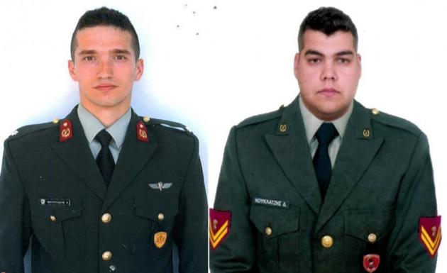Anadolu: Ελεύθεροι οι δύο Έλληνες στρατιωτικοί εν αναμονή της δίκης τους