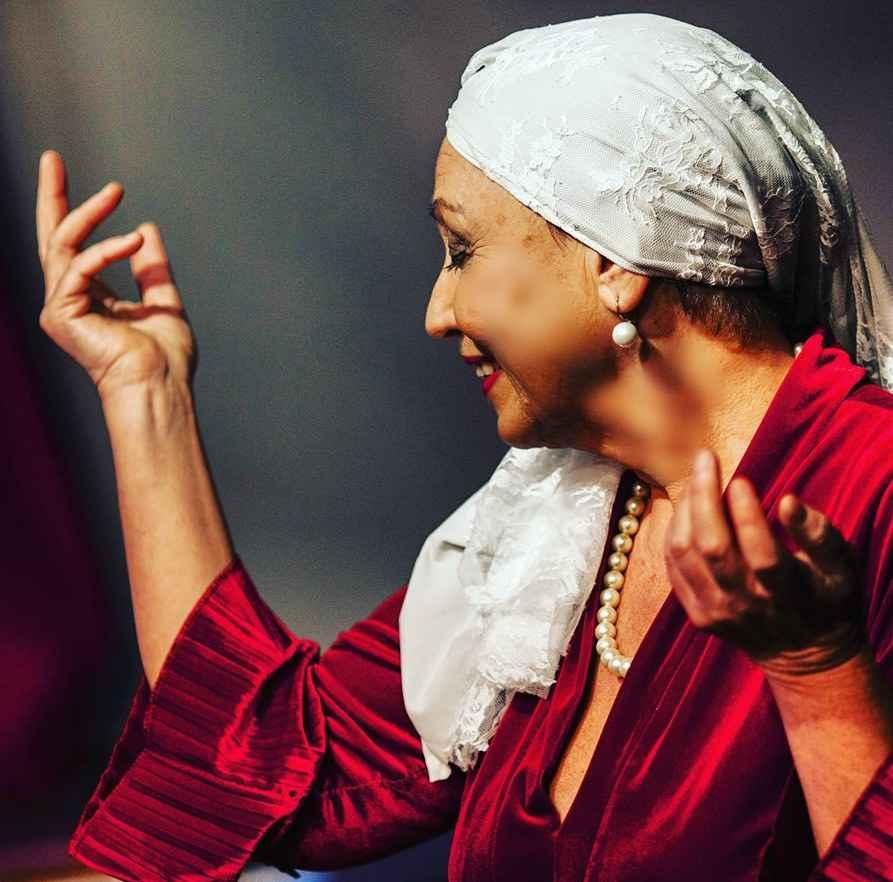 «Σοφία σε θυμάμαι» της Τάνιας Χαροκόπου | Παράταση Παραστάσεων Έως Τέλος Μαρτίου
