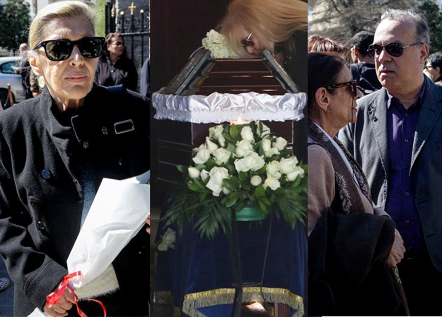 Το τελευταίο αντίο στον Χρήστο Σιμαρδάνη (εικόνες)