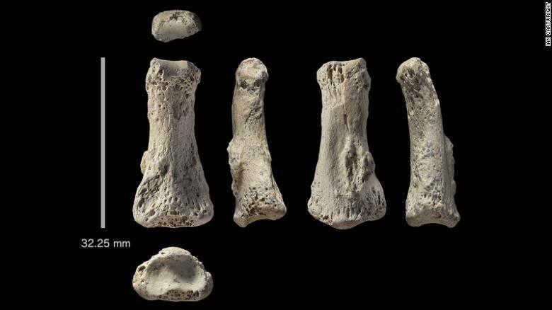Απολίθωμα ανθρώπινου οστού 90.000 ετών στη Σ. Αραβία ανατρέπει τα δεδομένα της ανθρωπολογίας