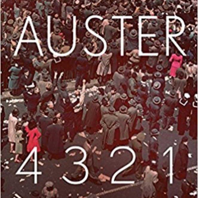 """«4 3 2 1"""" του Paul Auster"""