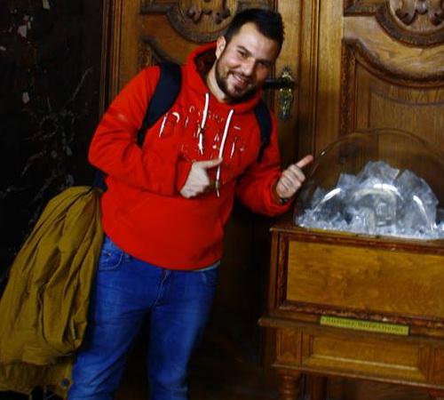 Βρέθηκε νεκρός ο 32χρονος αγνοούμενος Γιώργος Στεργιόπουλος!