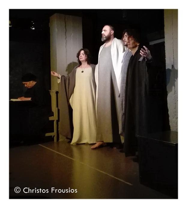 Το «Joshua Immanuel» της Χρυσάνθης Κορνηλίου για δύο ακόμη παραστάσεις πριν το Πάσχα!
