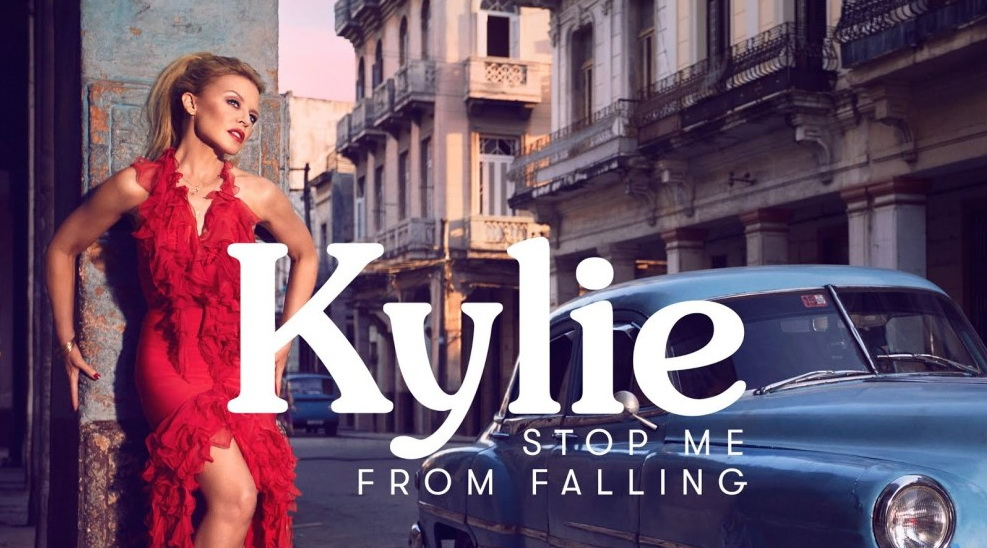 Reggaeton Remix του νέου single της Kylie Minogue «Stop Me From Falling»