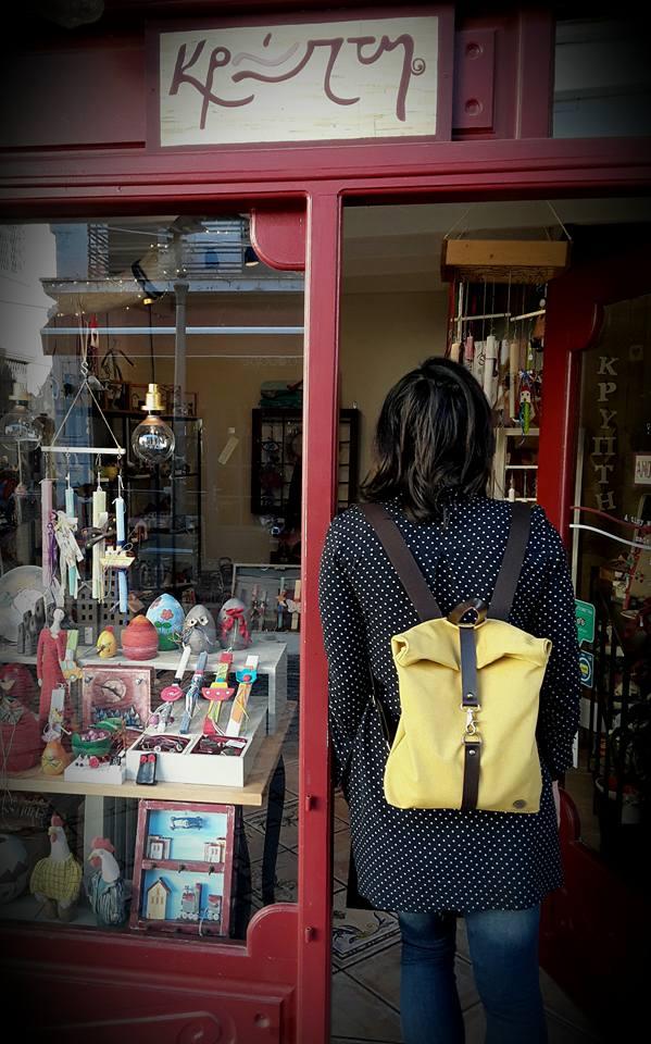 Κρύπτη: «Ένα κουκλίστικο μαγαζάκι με μικρούς θησαυρούς στα Γιάννενα!»
