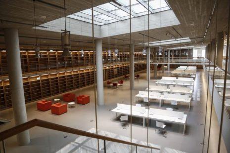 Η Εθνική Βιβλιοθήκη επαναλειτουργεί σταδιακά!