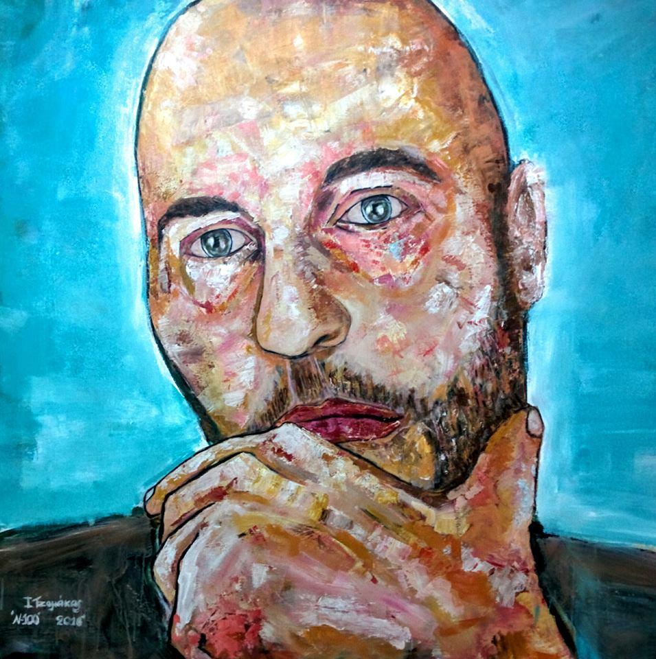 Έκθεση του Γιάννη Τζομάκα στην Dépôt Αrt gallery
