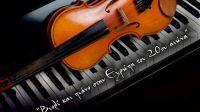 """""""Βιολί και πιάνο στην Ευρώπη του 20ου αιώνα"""" στον Πολυχώρο Πολιτισμού Διέλευσις"""