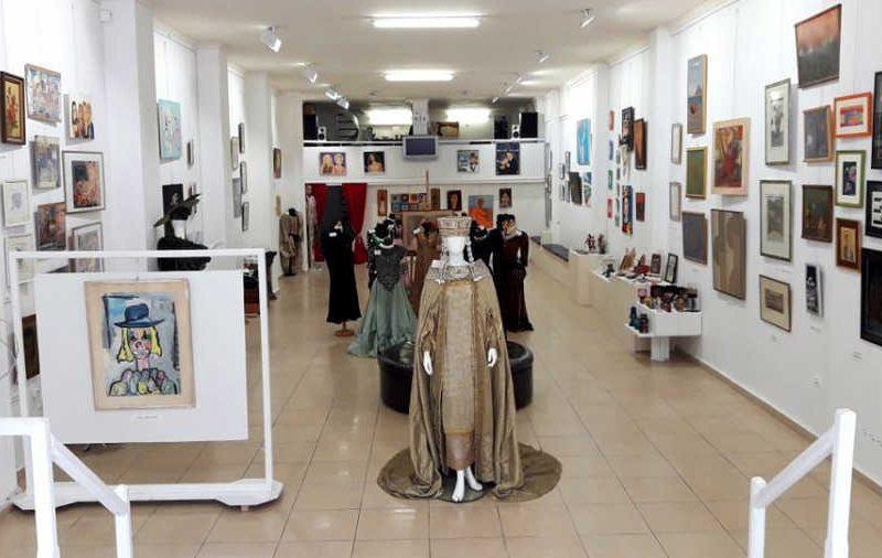Έκθεση Τέχνης Ηθοποιών στη MegArt Gallery από το Τ.Α.Σ.Ε.Η  – Βραδιά εγκαινίων