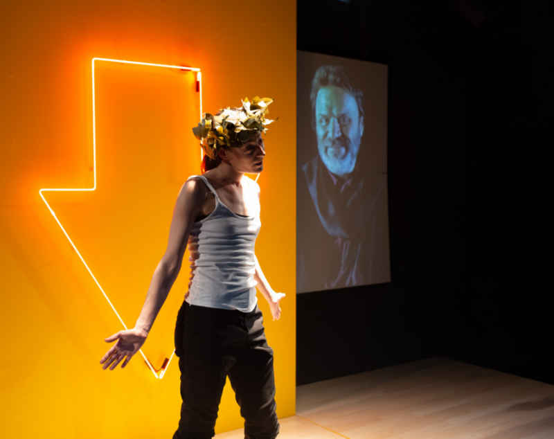 """Δύο έκτακτες παραστάσεις για το έργο """"Βάτραχοι-project"""" στο Από Μηχανής Θέατρο"""