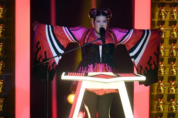 Eurovision 2018 : ΝΙΚΗΤΡΙΑ ΤΟ ΙΣΡΑΗΛ, ΔΕΥΤΕΡΗ Η ΚΥΠΡΟΣ