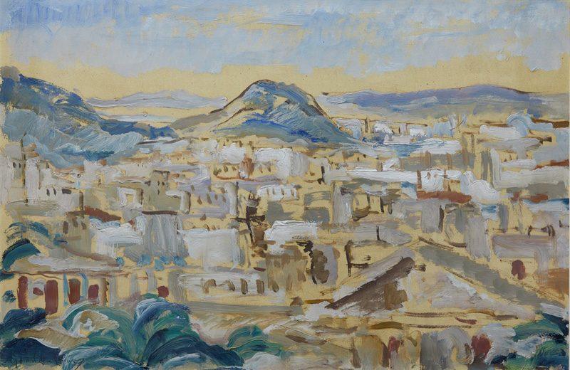 Τοπία από τη συλλογή της Δημοτικής Πινακοθήκης της Σόφιας έρχονται στην Αθήνα