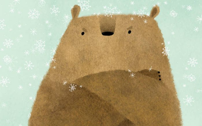 """«Η Αρκούδα δεν θέλει να κοιμηθεί"""" από τις εκδόσεις Διάπλαση"""