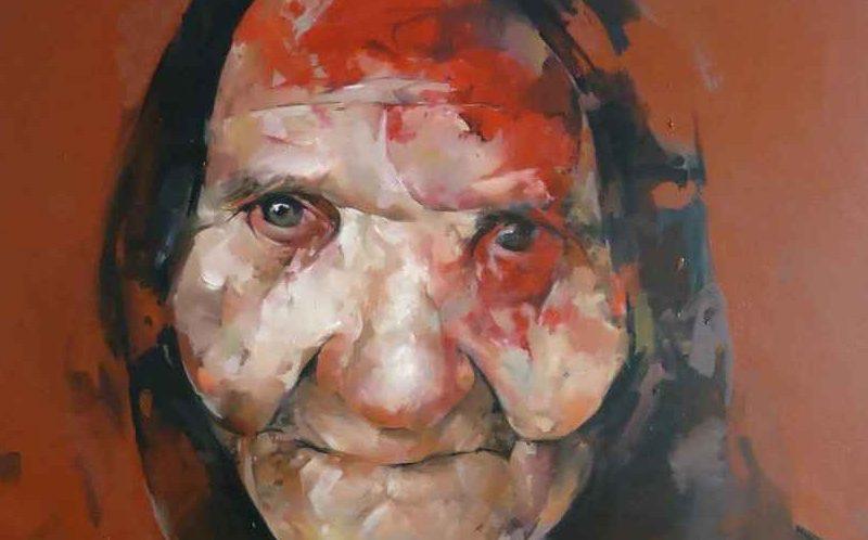 Ατομική έκθεση ζωγραφικής στις Εικαστικές Αναζητήσεις του Βασίλη Κοντογεώργου