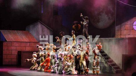Είδαμε... την πρεμιέρα - υπερθέαμα του μιούζικαλ Cats στο «Θέατρον» Κέντρο Πολιτισμού Ελληνικός Κόσμος