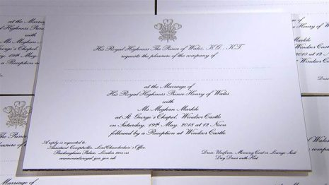 Όλοι όσοι ήρθαν στο γάμο του πρίγκιπα Harry με τη Meghan Markle!