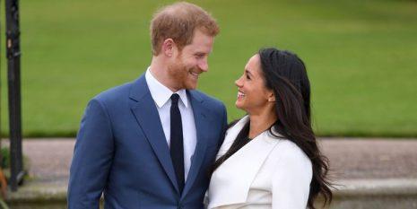 Βασιλικός γάμος: Έφθασε η μεγάλη στιγμή για τον Χάρι και τη Μέγκαν - Παρακολουθήστε τον γάμο live!!!