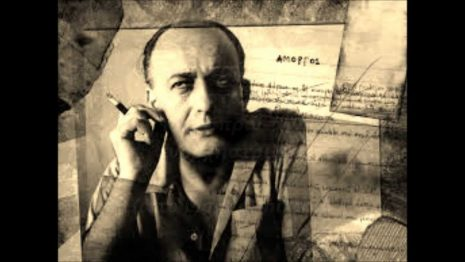 Ο άγνωστος Νίκος Γκάτσος: Ο «ποιητικότερος» των στιχουργών