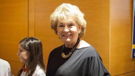 Συνέντευξη με την κυρία Μαρία Κανατσούλη - Παπαδιαμάντη από το Εθνικό Ωδείο Χαλανδρίου