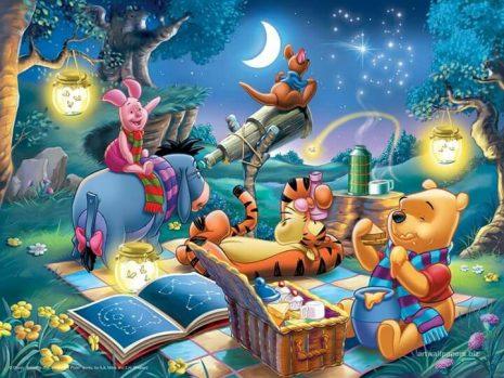 «Winnie the Pooh»: 7 + 1 μαθήματα που μας δίδαξε ο πιο γλυκός φανταστικός χαρακτήρας της παιδικής μας ηλικίας!