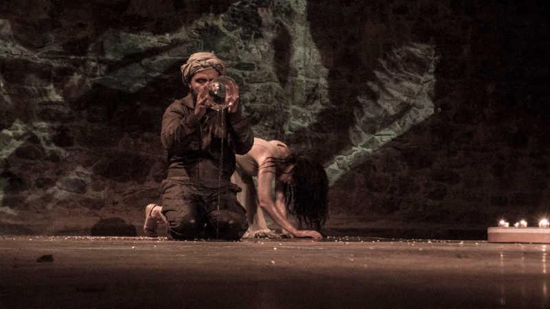 ~ In A Gadda Da Vida ~ [Επτά Ημέρες Δημιουργίας]: τελευταίες παραστάσεις στο Bios.Basement
