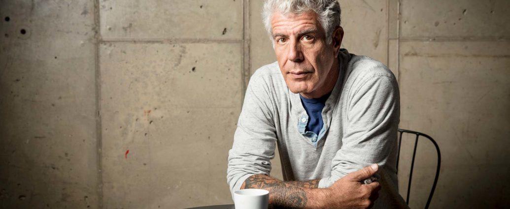 ΣΟΚ : Αυτοκτόνησε σε ηλικία 61 ετών ο διάσημος σεφ Άντονι Μπουρντέν