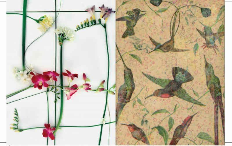 «Of Wings and Flowers»: Έκθεση Ζωγραφικής και Φωτογραφίας στο TWO'S