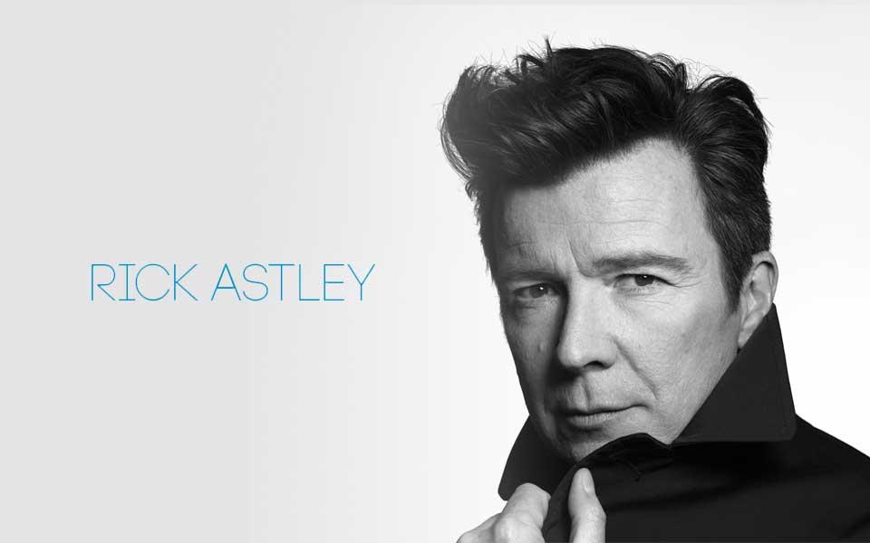 Comeback: Νέο single και album από τον Rick Astley!